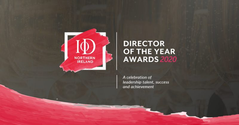 Institute of Directors Awards Nomination.