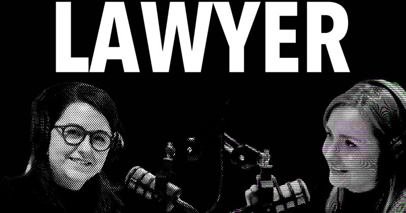 Listen: Activist Lawyer Podcast – Sinead Marmion