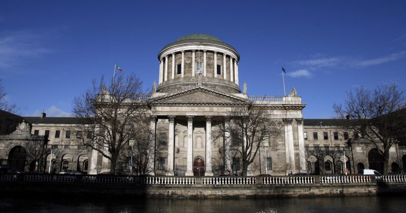 Allison Morris and Aoife Moore case heard before High Court in Dublin.